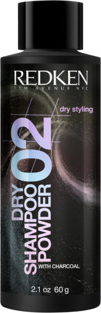 Dry Styling Dry Shampoo Powder