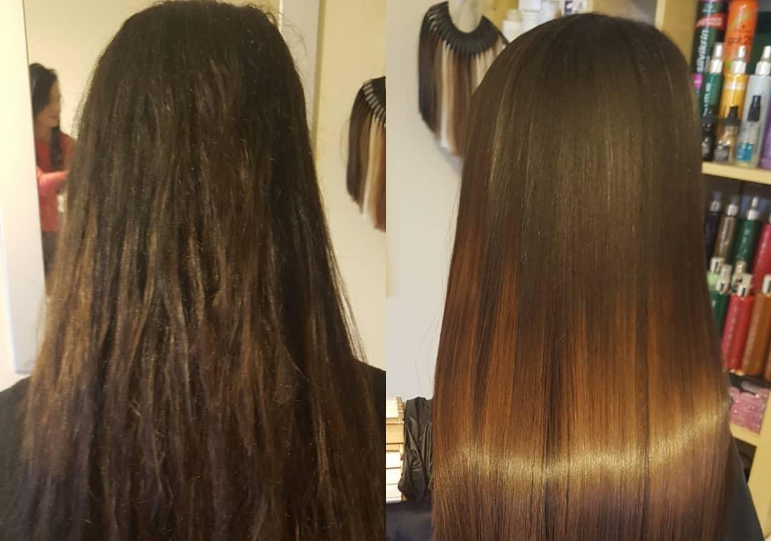 Refreshing Keratin Hair Treatments
