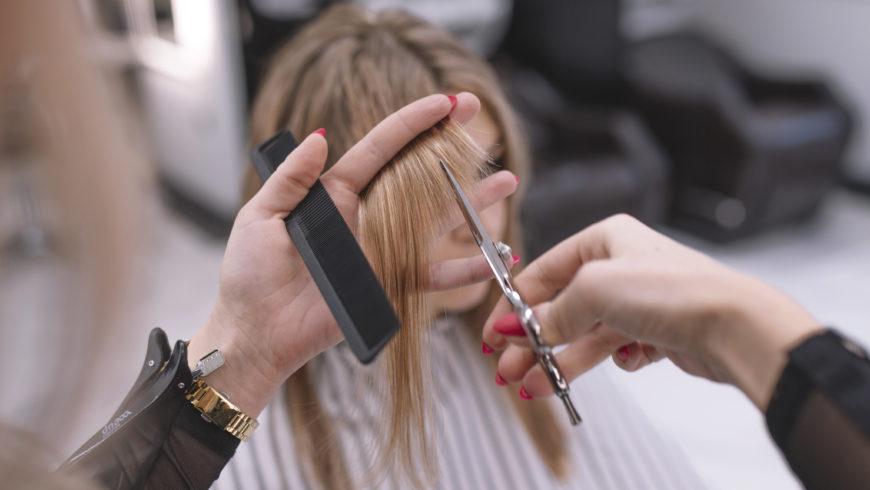 Hair Cut Experience at StyleU Salon